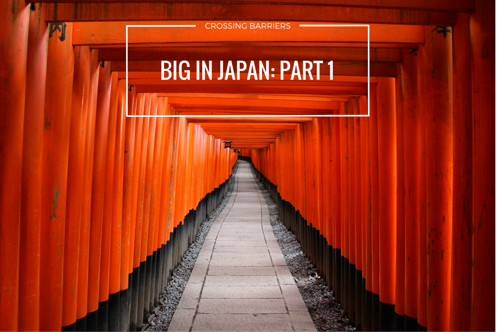 Big In Japan: Part 1