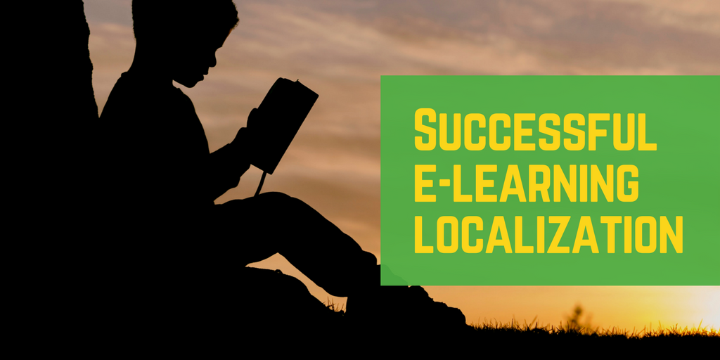 Successful e-learning localization